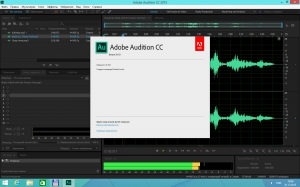 Adobe Audition CC 2015.1 8.1.0.162 [Multi/Ru]