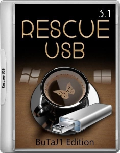 Rescue USB 16 Gb (BuTaJ1 Edition) 3.1 [Ru]