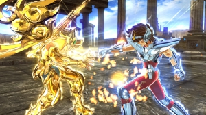 Saint Seiya: Soldiers' Soul [En] (1.0) License CODEX