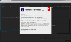 Adobe Media Encoder CC 2015.1 (9.1.0.163) RePack by D!akov [Multi/Ru]