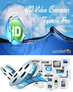 WonderFox HD Video Converter Factory Pro 9.3 RePack by 78Sergey [Ru]