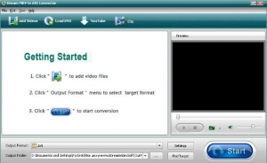 Dream MKV to AVI Converter 6.1.3.0 Re-Pack (& Portable) by FoXtrot [En]