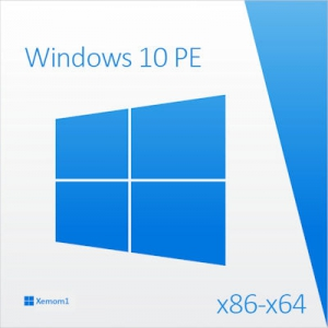 Windows 10 PE En x86x64 06.12.15 by Xemom1 [En]