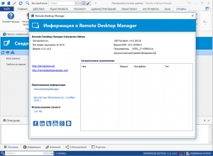 Remote Desktop Manager Enterprise 11.0.14.0 Repack D!akov [Multi/Ru]