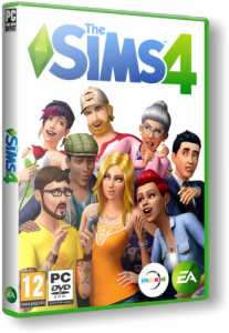 The Sims 4 [Ru] (1.13.104.1010/dlc) Repack by xatab [Deluxe Edition]
