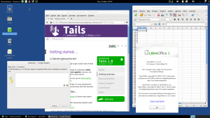 Tails 1.8.1 [��������� ������ � ����] [i386] 1xDVD