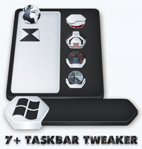 7+ Taskbar Tweaker 5.1.0.2 beta [Multi/Ru]