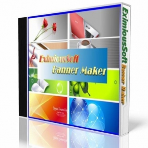 EximiousSoft Banner Maker 5.43 RePack (& Portable) by 78Sergey & Dinis124 [Ru]