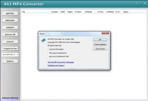 Hoo Technologies AVI MP4 Converter 6.1 build 1595 [En]