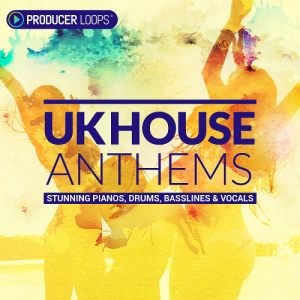 VA - UK House Anthems Stunningly