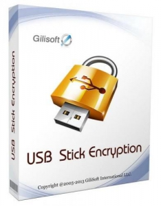 GiliSoft USB Stick Encryption 6.0.0 Final [Ru/En]