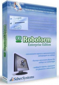 AI RoboForm Enterprise 7.9.17.5 Final [Multi/Ru]