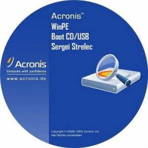 Acronis Disk Director 12.0.3270 (Bootable ISO WinPE 10) + Acronis Disk Director 12.0.3270/Acronis True Image 19.0.6027 (Bootable ISO Linux) by Sergei