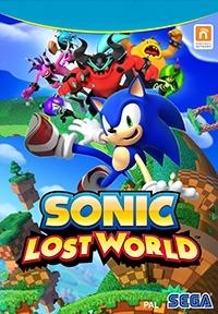 Sonic Lost World | RePack от R.G. Механики