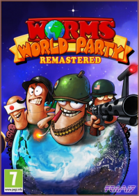 Worms World Party Remastered | RePack от R.G. Механики