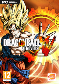 Dragon Ball: Xenoverse (XV) | Steam-Rip от Lets Play
