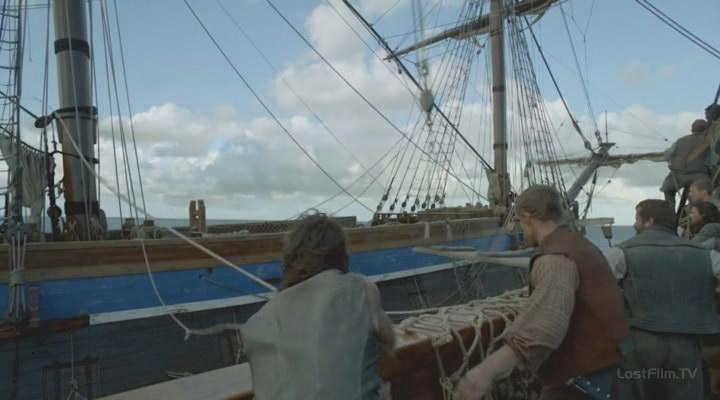 Чёрные паруса 3 сезон скачать через торрент lostfilm