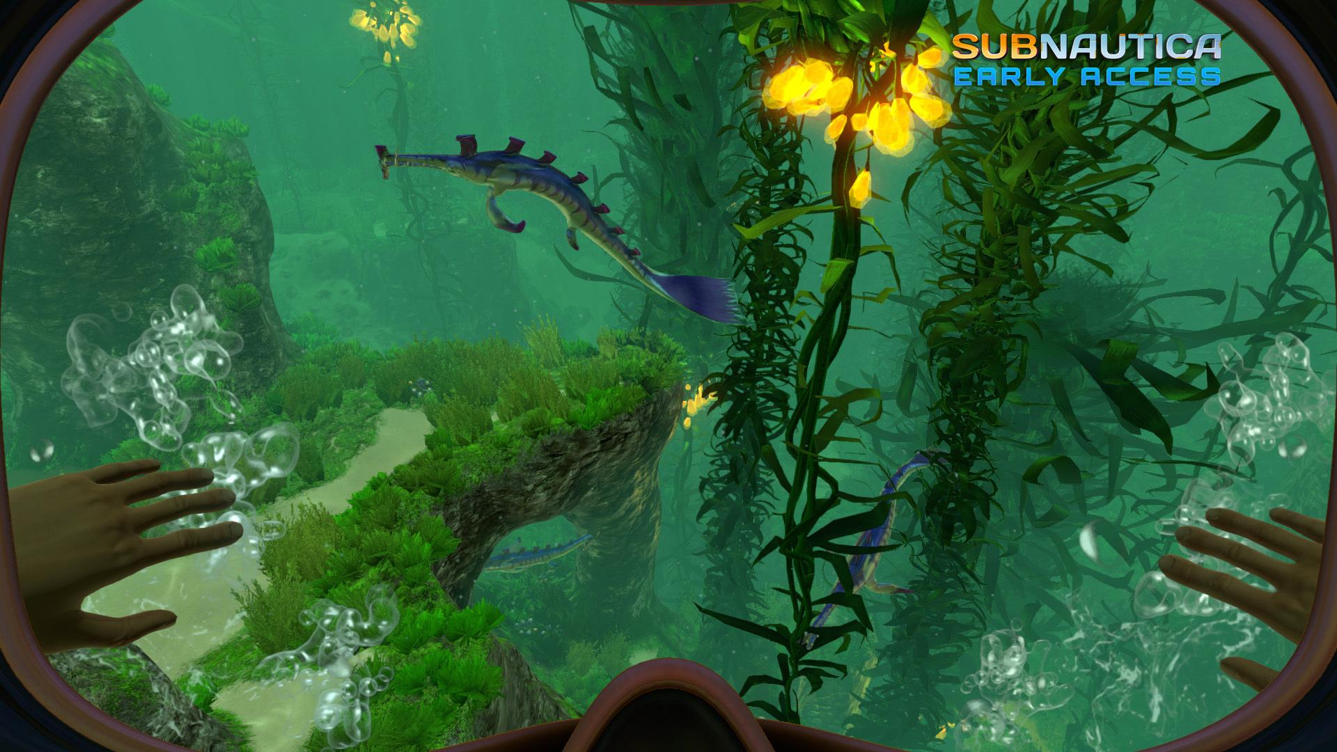 Subnautica как обновить игру - ef9
