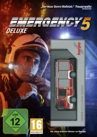 Emergency 5 Deluxe Edition | RePack от xatab