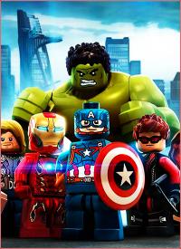 LEGO MARVEL's Avengers | Лицензия