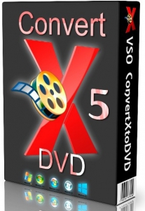 VSO ConvertXtoDVD 5.3.0.43 Final [Multi/Ru]