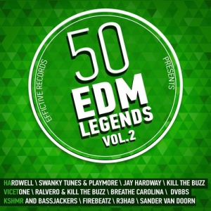 VA - 50 EDM Legends vol. 2