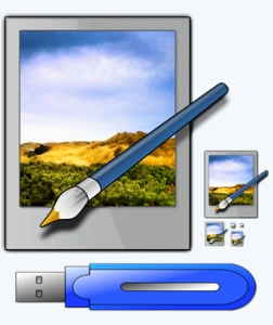 Paint.NET 4.0.9 + Plugins Portable by Punsh [Multi/Ru]