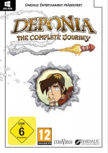 Deponia: The Complete Journey [Ru/Multi] (3.3.0155) License PROPHET