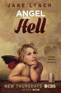 Ангел из ада / Angel from Hell (1 сезон 1-5 серия из 13) | Baibako