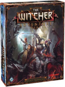 The Witcher Adventure Game [Ru/En/Pl] (1.2.3) License GOG