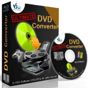 VSO DVD Converter Ultimate 3.6.0.47 RePack & Portable by FoXtrot [Ru/En]