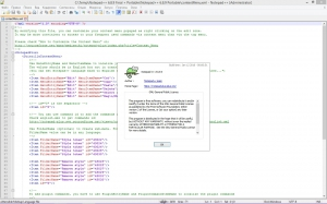 Notepad++ 6.8.9 Final + Portable [Multi/Ru]