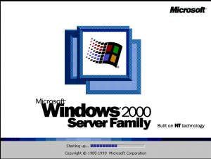 Microsoft Windows 2000 Advanced Server Build 2195 [En]
