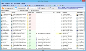 AnVir Task Manager 8.0.0 Beta 3 + Portable [Ru]