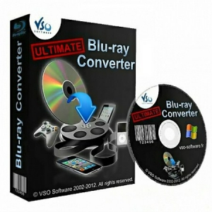 VSO Blu-ray Converter Ultimate 3.6.0.47 [Multi/Ru]
