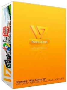 Freemake Video Converter 4.1.9.3 RePack by CUTA (14.01.2016) [Multi/Ru]