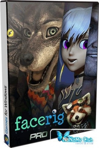 Facerig Pro [Ru/Multi] (1.312/dlc) License DJ Fenix [Steam Edition]
