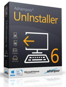 Ashampoo Uninstaller 6.00.14 RePack by D!akov [Ru/En]