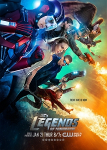 Легенды завтрашнего дня / DC's Legends of Tomorrow (1 сезон 1-9 серия из 16) | Alternative Production