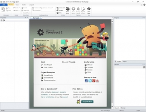 Construct 2 Business Edition r221 Stable [En]