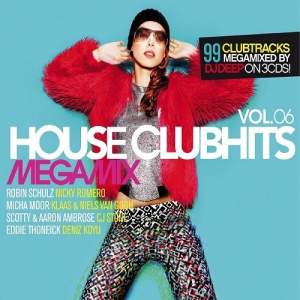VA - House Clubhits Megamix Vol.6 [3CD]