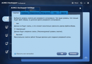 AOMEI Backupper Professional 3.2 [Ru/En]