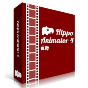Hippo Animator 4 4.4.5806 RePack by TryRooM [Multi/Ru]