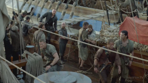 ׸���� ������ / Black Sails (3 �����: 1-10 ����� �� 10) | LostFilm