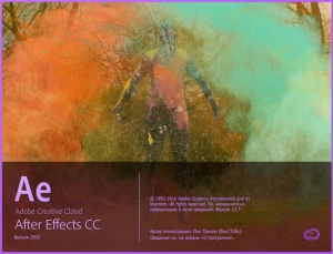 Adobe After Effects CC 2015.2 13.7.0.124 RePack by D!akov [Multi/Ru]