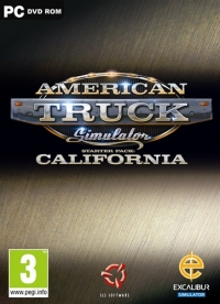 American Truck Simulator (v.1.3.1.1s.) | RePack от R.G. Freedom
