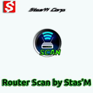 Router Scan 2.53 Portable by StasM [En]