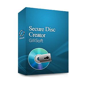 Gilisoft Secure Disc Creator 7.0.0 [En]