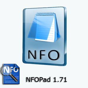 NFOPad 1.71 + Portable [Multi/Ru]