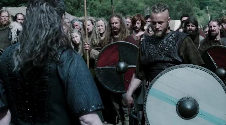 Викинги (3 сезон) скачать торрент бесплатно